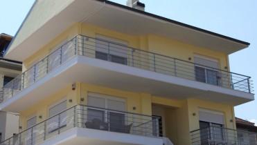 Строительство жилого комплекса с парковкой