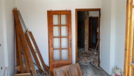 Renovation of two apartments to Dodonis Street